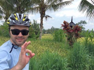 OK diving Cycling Tour Bali