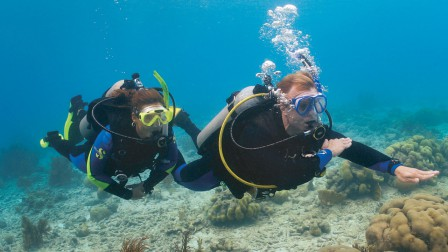 PADI Advanced Open Water Course Bali