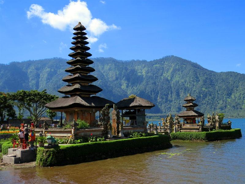 Things to do in Bali Bratan Temple Bali Land Tours