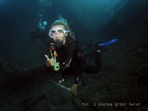 Diving Indo About us Natalia