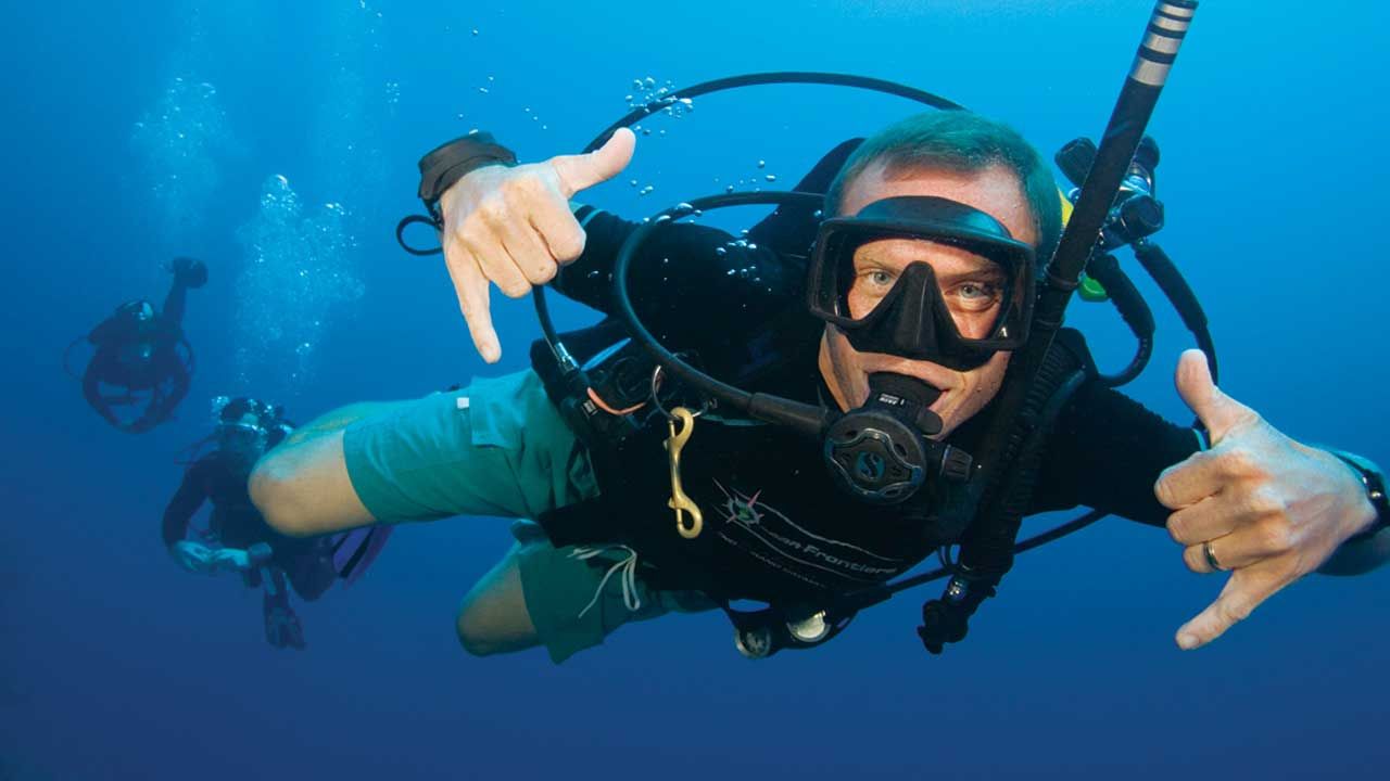 Diving packages in Bali