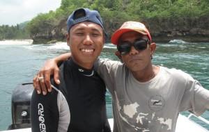 Diving Indo Team Bali