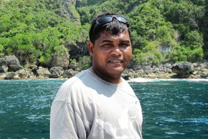 Diving Indo Captain Eka Bali