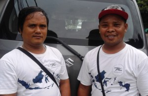About Us Diving Indo drivers Bali
