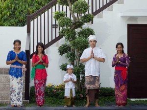 Bali Sanur Guest house welcome