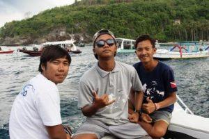 Diving Indo Eunice 3 crew