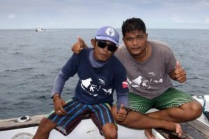 Eunice 2 boat diving Indo