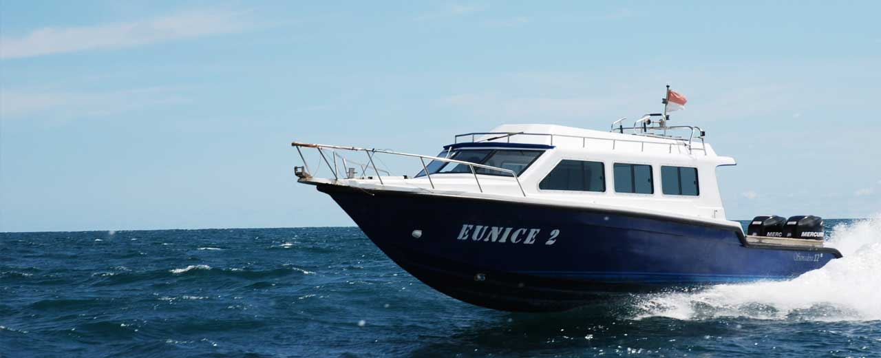 diving in bali boat charter
