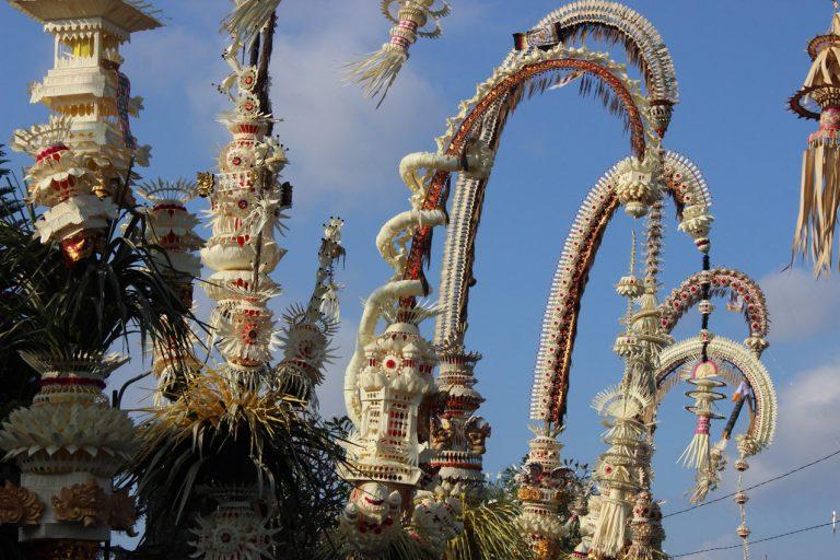 Bali Culture Galungan