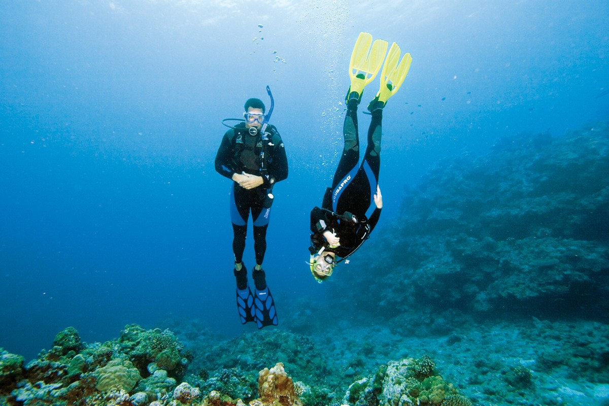 PADI Advanced Bali - Peak Performance Buoyancy
