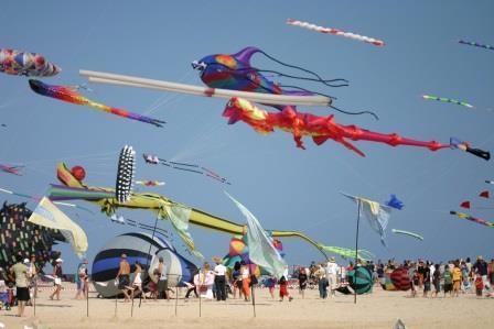 Bali Land Tours Bali Kite festival