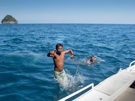 Diving Indo fun in the fun