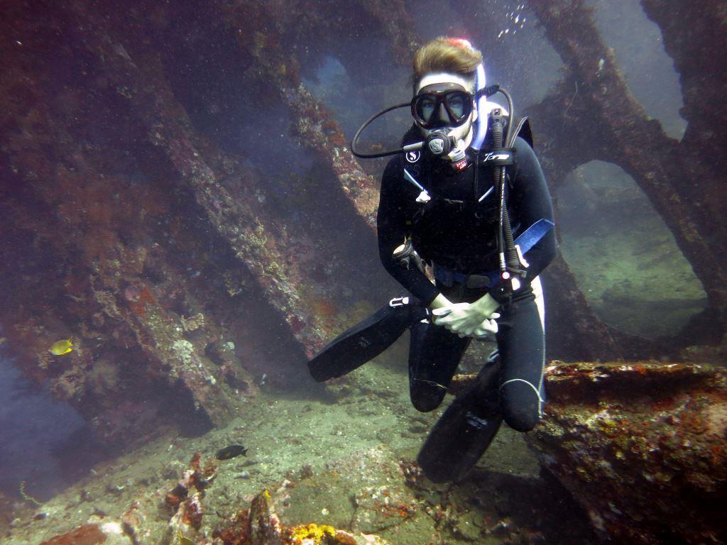 Bali Open water course Bali