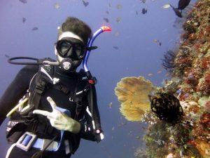 Bali Open water course Learn to scuba dive in Bali