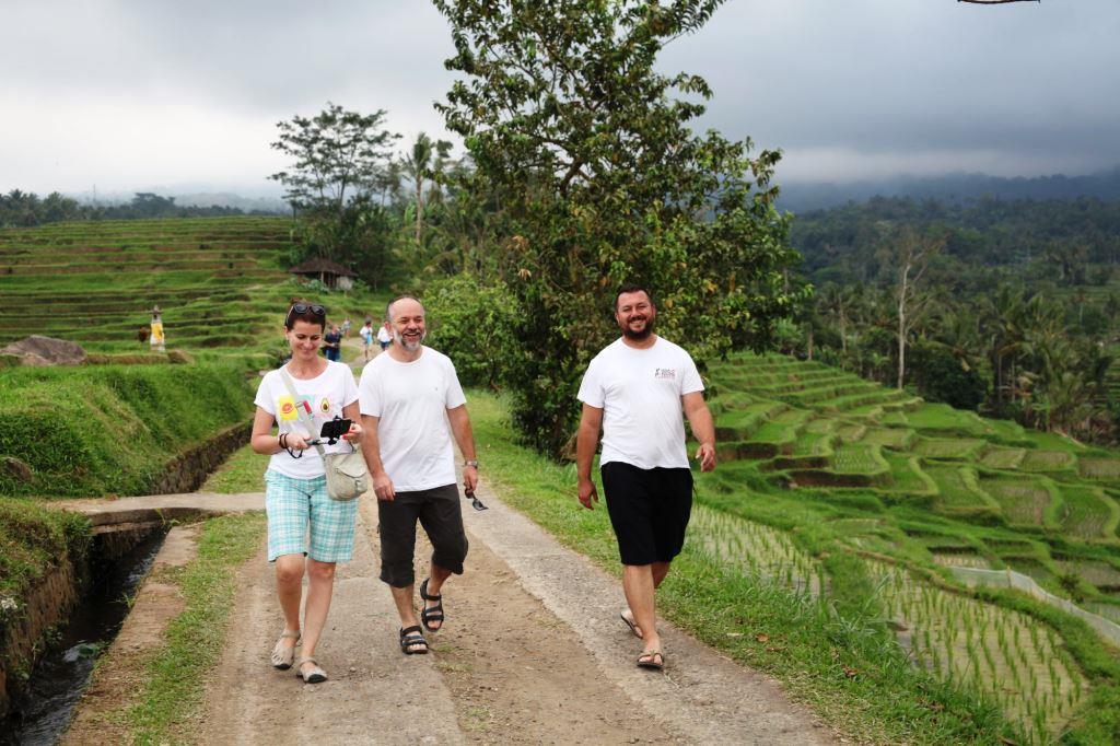 North bali trip rice terraces