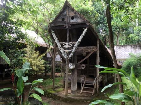 Cutural centre Indonesian architecture