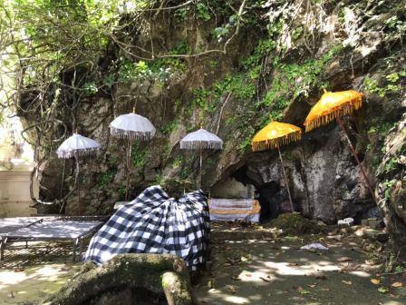 Nusa Penida island temple
