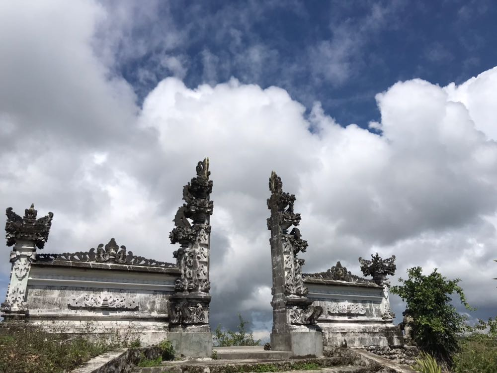 Nusa Penida island gates
