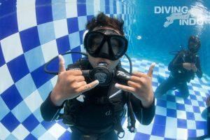 Learn to scuba dive in Bali