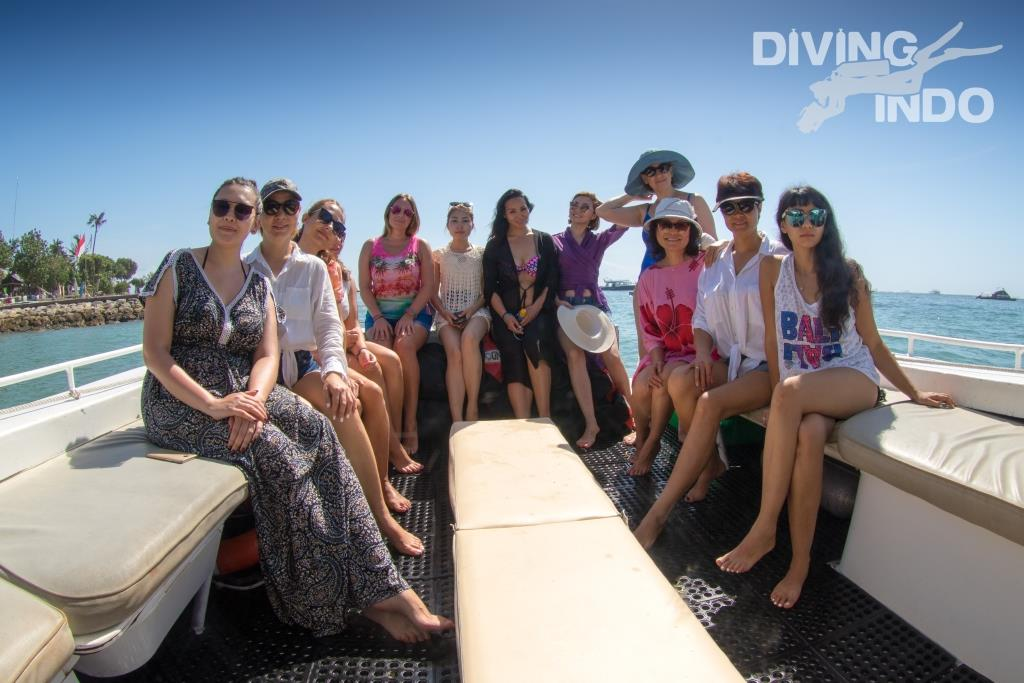 Diving Indo Bali snorkel trips