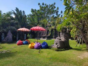 umbrellas bali big corner garden