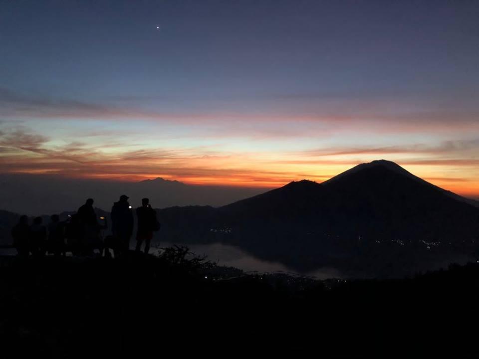 Bali Climb a volcano