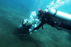 Unresponsive diver PADI Rescue diver