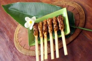 Indonesian cuisine sate, know before you go