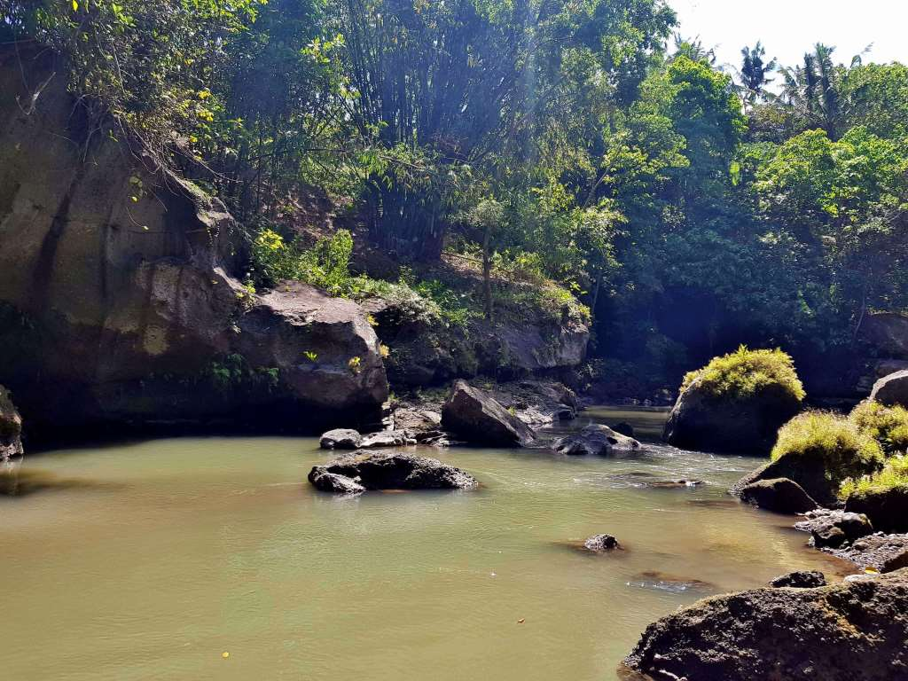 bali the hidden canyon