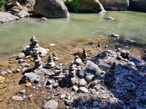 Bali hidden canyon