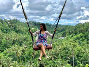 Diving Indo Bali swings elya