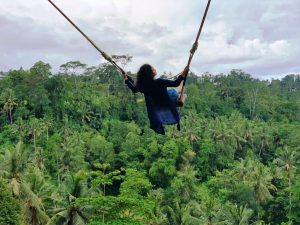 Diving Indo Bali swings putri