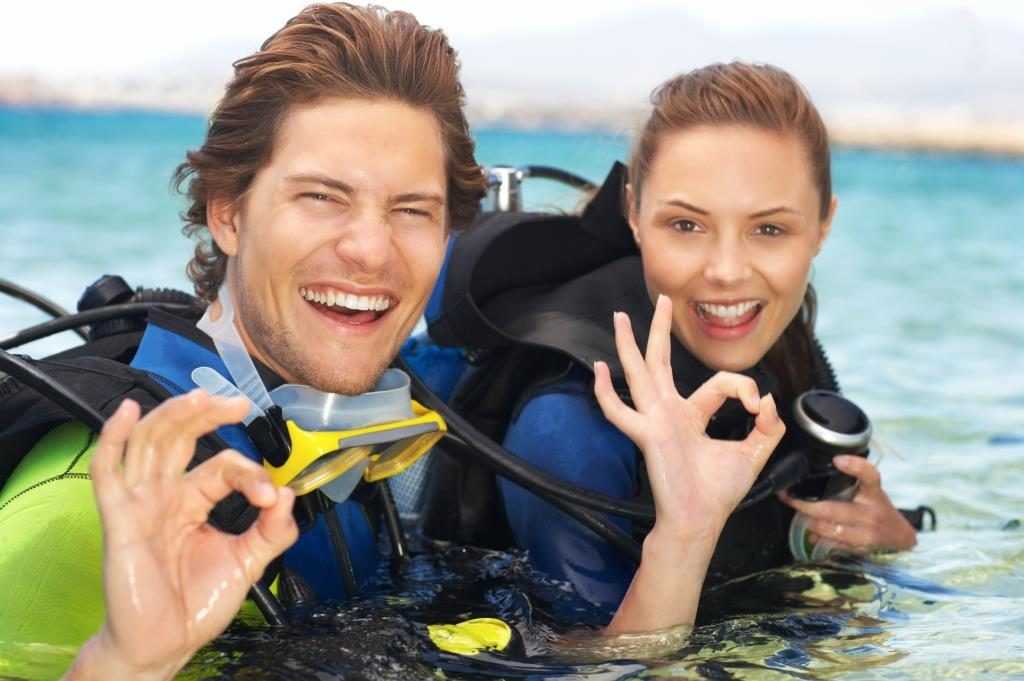 Learn to scuba dive in Bali with diving indo