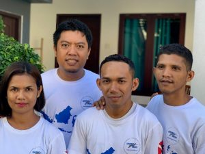 About us Sanur dive shop guest house team